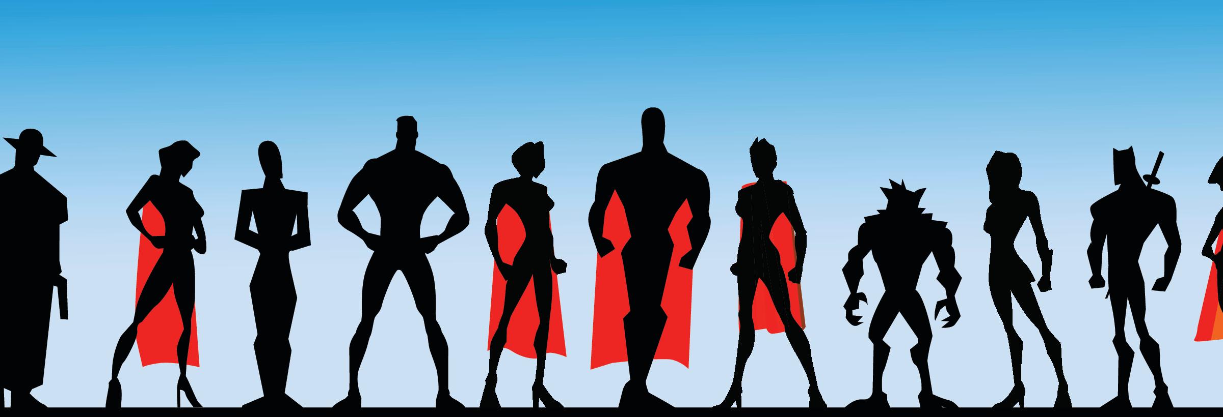 website heros